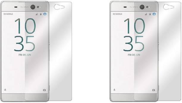 Mudshi Tempered Glass Guard for Sony Xperia XA Ultra Dual