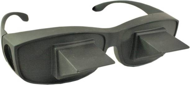 9989dc3c10e Tradeaiza High Quality Lazy Reader Glasses 90° Angle Horizontal Book  Reading Periscope TV Watching Lazy