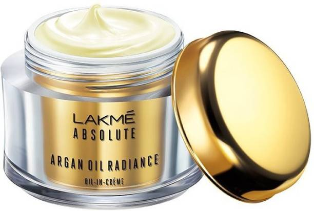 Lakmé Absolute Argan Oil Radiance Oil in Creme SPF30 PA++