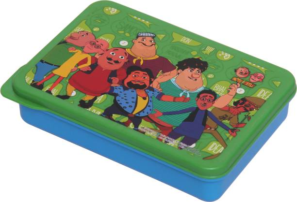 nickelodeon GENUINE LICENSED MOTU PATLU LUNCH BOX - HMHILB 750ML-MP 1 Containers Lunch Box