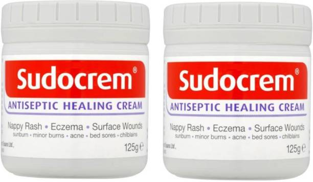 Sudocrem #Imported Healing Cream Premium [ Pack Of 2 ]