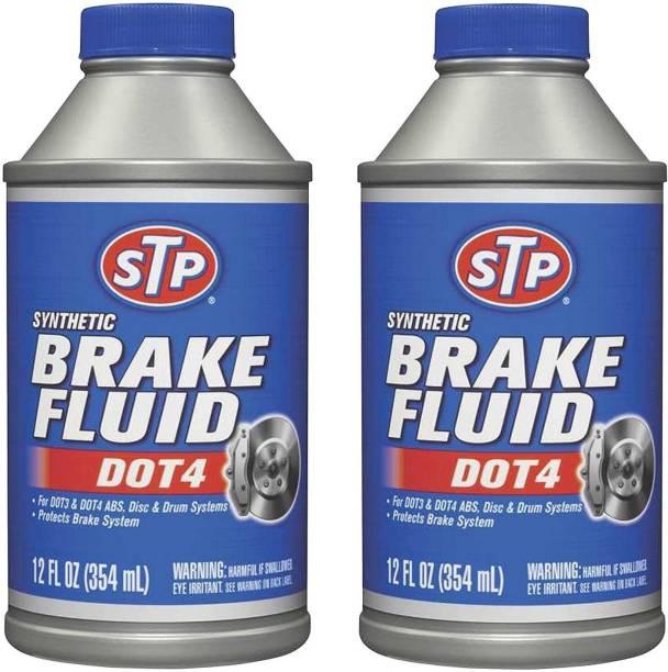 STP DOT4BRFL2PK Vehicle Brake Cleaner