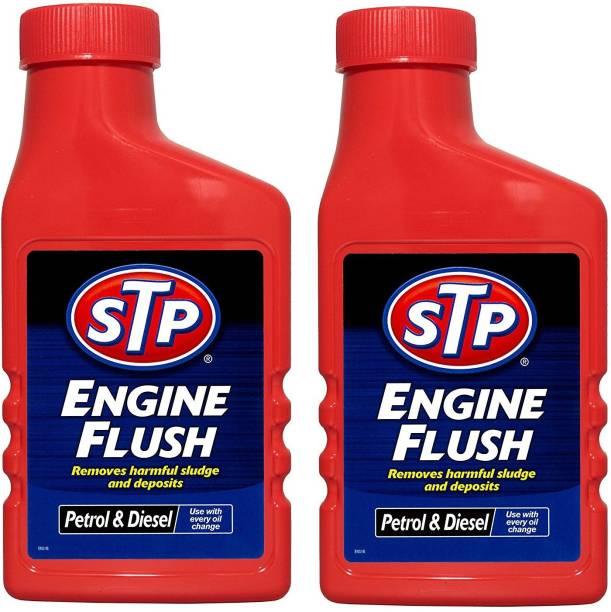 STP STPENGFL2PK Engine Cleaner