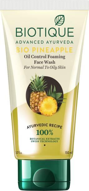 BIOTIQUE Bio Pineapple Face Wash