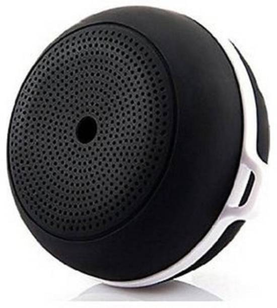 Electrobot HS404 Portable Bluetooth Mobile/Tablet Speaker 3 W Bluetooth Laptop/Desktop Speaker Black, Mono Channel