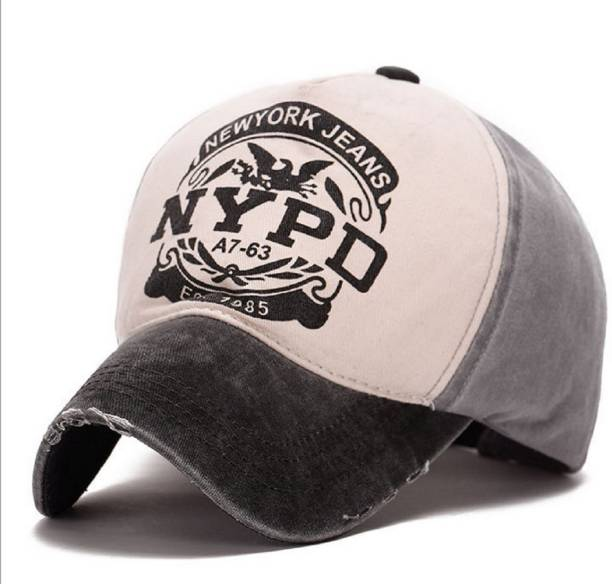 1c81349693b HANDCUFFS Fitted Trucker Hip Hop Hat NYPD Letter Casquette Snapback Cap  Unisex Gorras men women hat