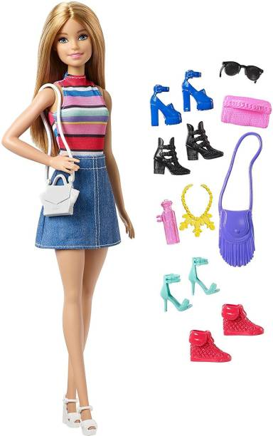 892f7b83b3a2e Barbie Dolls: Buy Barbie Dolls Online at Best Prices In India ...