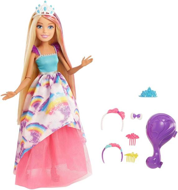 Barbie Dolls: Buy Barbie Dolls Online at Best Prices In India ...
