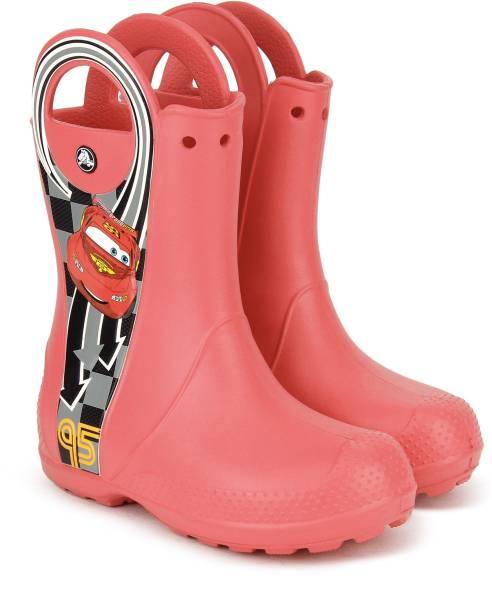 CROCS Boys Slip on Casual Boots