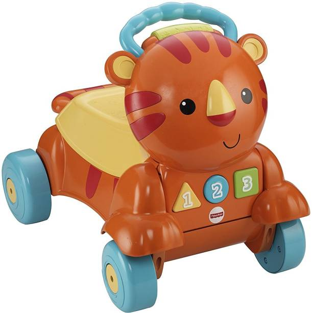 FISHER-PRICE Stride To Ride Learning Tiger