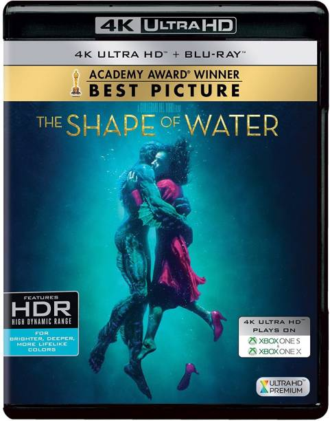 The Shape of Water (2-Disc)