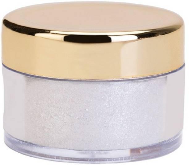 Make line Glitter Shimmer Powder - Daisy White