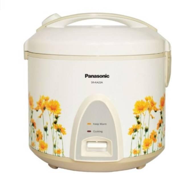 panasonic SR-KA22A(R) Automatic Jar Cooker/Warmer Electric Rice Cooker