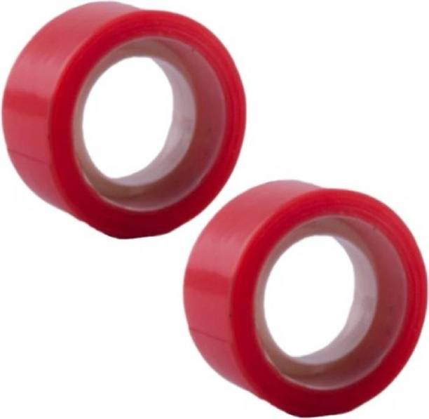Majik Replacement tape for wig set of 2 small Hair Accessory Set (Red) Hair Tattoo/Sticker