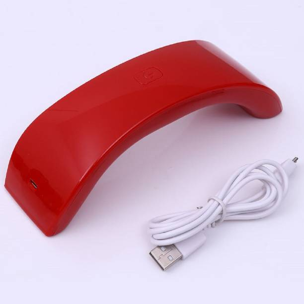 Imported 12W UV Gel Curing Lamp Light Nail Polish Dryer