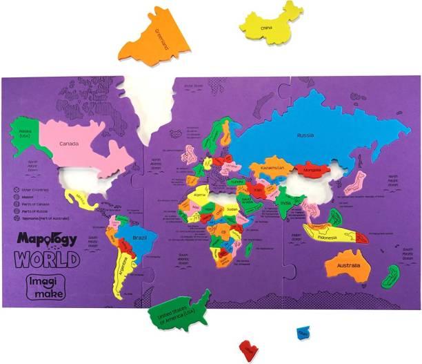 Imagimake make: puzzle