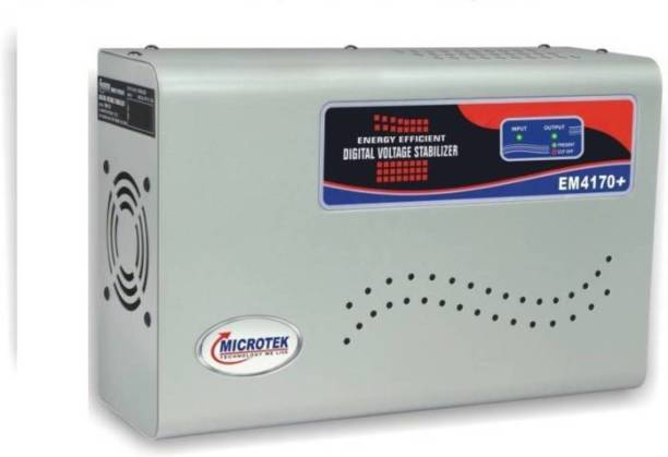 Microtek EM 4170+ Voltage Stabilizer (for AC Upto 1.5 Ton)