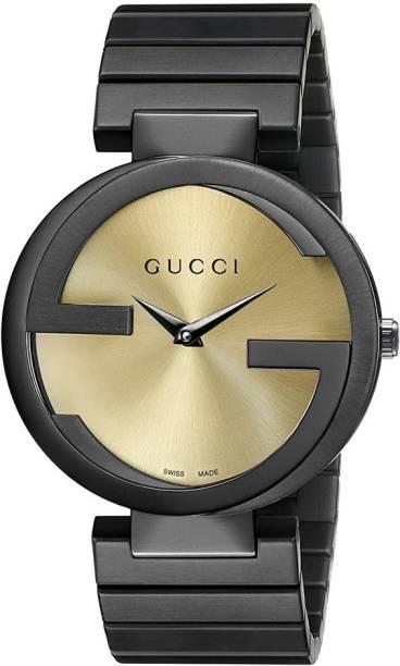 d37bb3ac808 gucci YA133314 Interlocking Special Grammy Stainless Steel Bracelet Watch -  For Women