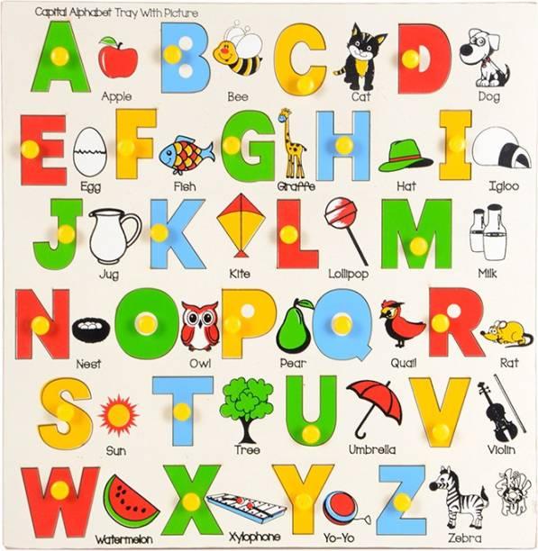Alphabets Language Toys Buy Alphabets Language Toys line at Best