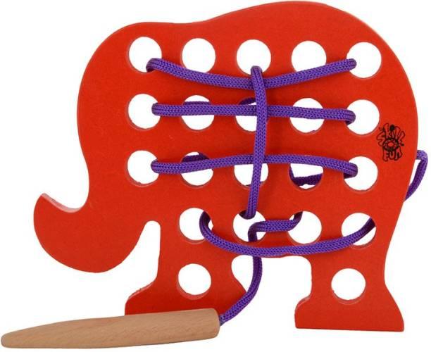 SKILLOFUN Sewing Toy Elephant