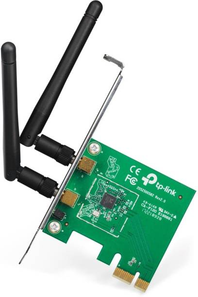 TP-Link Wireless N PCI Express Adapter/TL-WN881ND 300 Mbps Network Interface Card