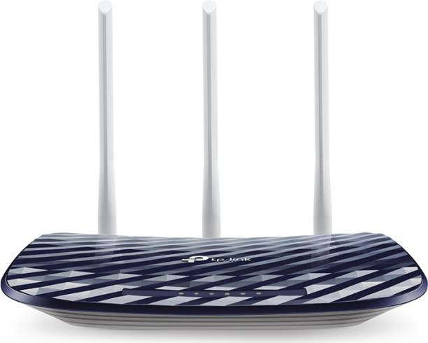 TP-Link Archer C20 AC Wireless Dual Band 750 Mbps Router