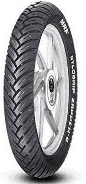 MRF 100/90-17 Zapper-C tube-type 100/90-17 Zapper-C tube-type Rear Tyre