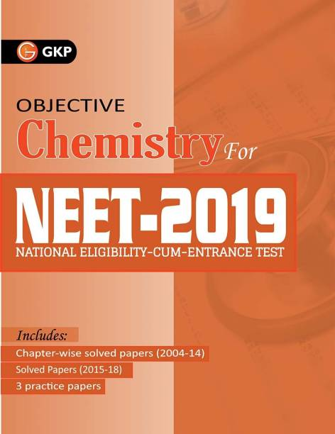 Objective�Chemistry for NEET - 2019 - NEET CHEMISTRY Fourth Edition with 0 Disc
