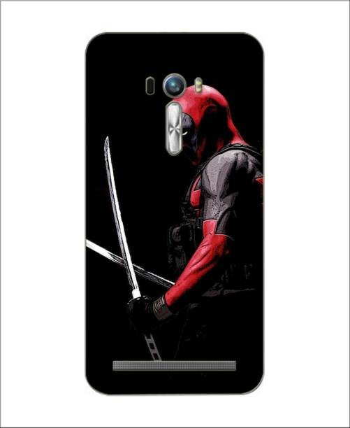 AK-97 Back Cover for Asus Zenfone Selfie