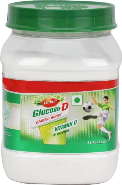 Glucose-D Vitamin D Plus Calcium Energy Drink