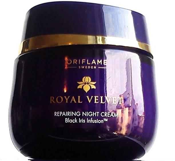Oriflame Royal Velvet Repairing Night Cream, 50ml