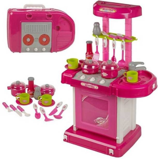31c538554afe Kitchen Set For Kids - Buy Kids Kitchen Sets Online At Best Prices ...