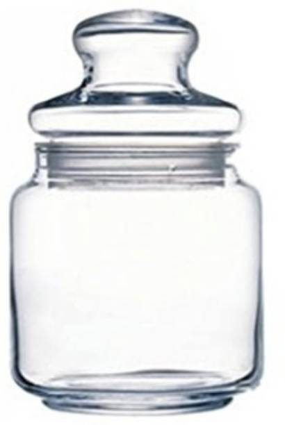 Ocean Pop jar with glass lid  - 500 ml Glass Grocery Container