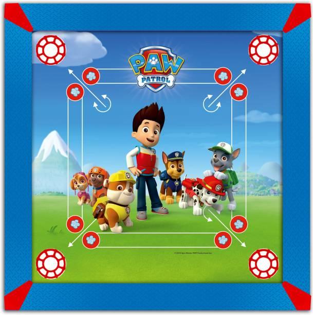 PAW PATROL Kids Carrom Board (20x20 inch) Carrom Board Board Game