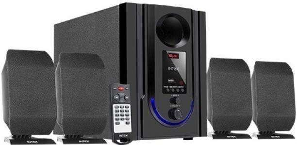 Intex IT-4.1 XV 301 FMUB 60 W Bluetooth Home Theatre