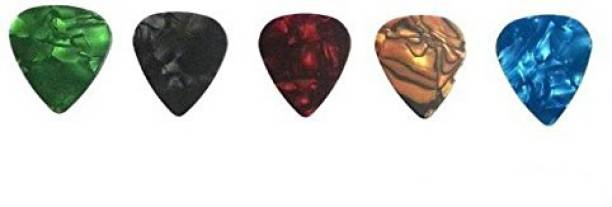 SG MUSICAL 5 Pieces 0.46mm Guitar Pick (Pack of 5) Guitar Pick