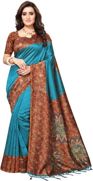 ed29e986a Poly Silk Sarees - Buy Poly Silk Sarees Online at Best Prices In ...