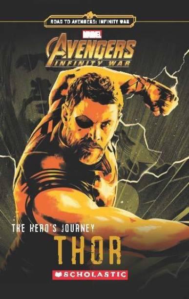 Avengers Infinity War : Heroes Journey #1 Thor