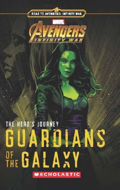 Avengers Infinity War : Heroes Journey #2 Guardians of the Galaxy