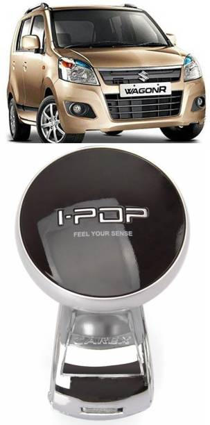 I Pop Plastic, Metal Car Steering Knob