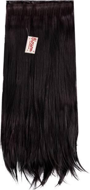 BLOSSOM 5 Clip in 24 inch Straight Hair Extension