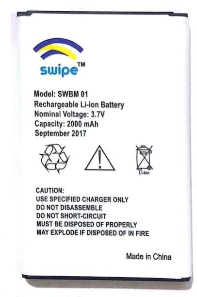 Swipe Mobile Battery For  Swipe Elite Star