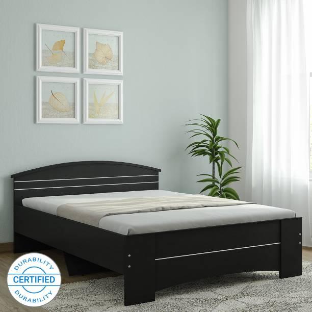 SPACEWOOD Maxima Engineered Wood Queen Bed