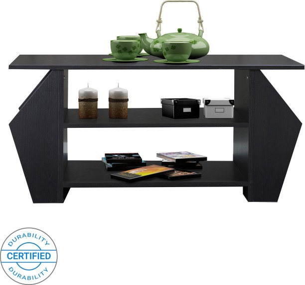 Crystal Furnitech Avia Engineered Wood Coffee Table