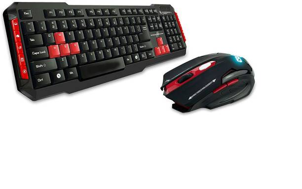 Shrih Storm Gaming Keyboard   LED Mouse Combo Wired Combo Set