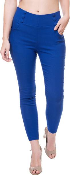 4e4bfd0ddcce28 Thick Border Jeggings - Buy Thick Border Jeggings Online at Best ...