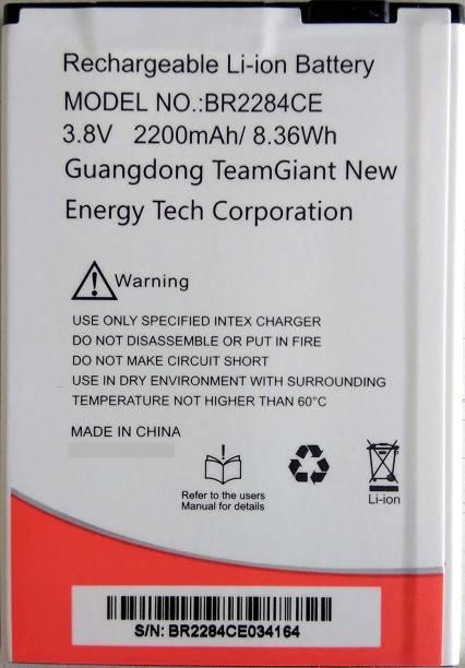 Swipe Mobile Battery For  Intex Aqua Twist Aqua R3