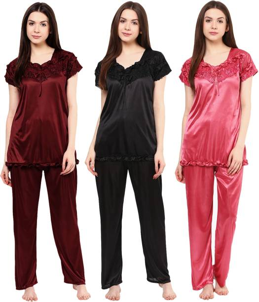 Night Suits for Women - Buy Women Night Suits Online for Women at ...