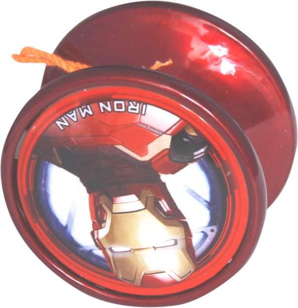 Homeshopeez Avenger Metal YoYo Toy Yoyo