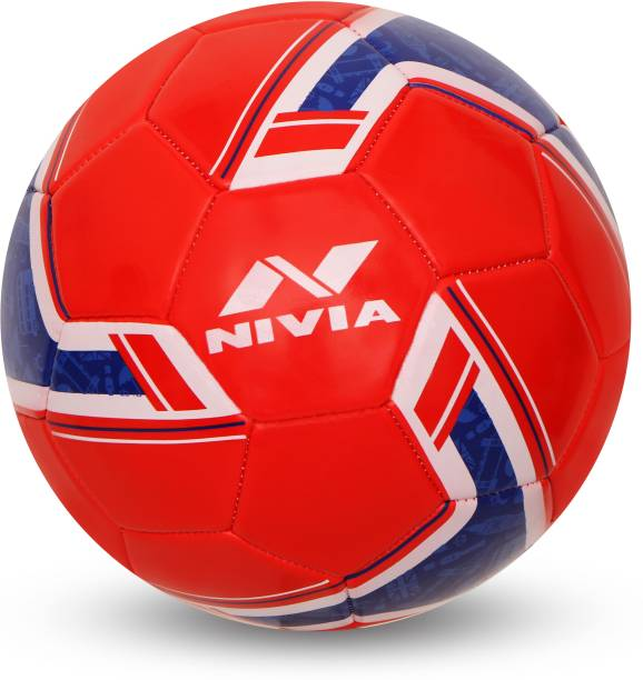 Nivia SPINNER MACHINE STITCHED FOOTBALL (ENGLAND) Football - Size  5 c2c7acf009